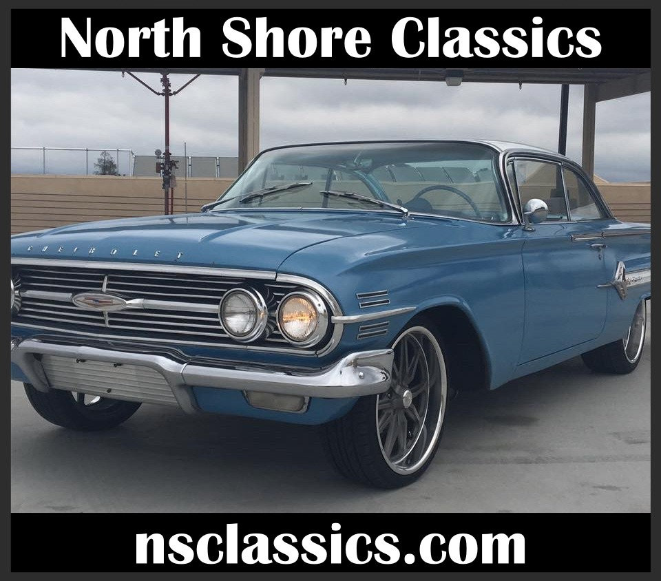 Used Dealer In North Riverside Il: 1960 Chevrolet Impala NUMBERS MATCHING