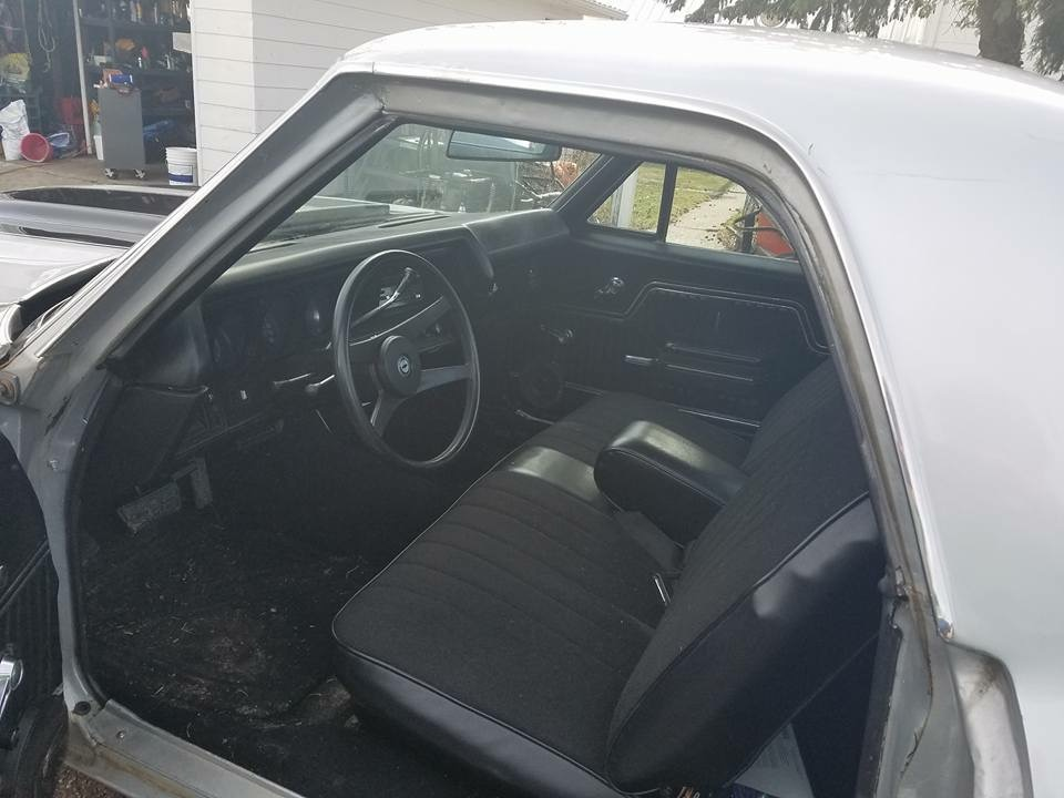 Used 1971 Chevrolet El Camino -SS look-Priced to Sell-Ready for a new home | Mundelein, IL