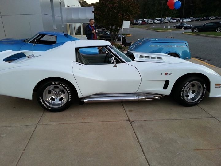Used 1975 Chevrolet Corvette -Custom Wide Body-Ecklers Can AM- | Mundelein, IL