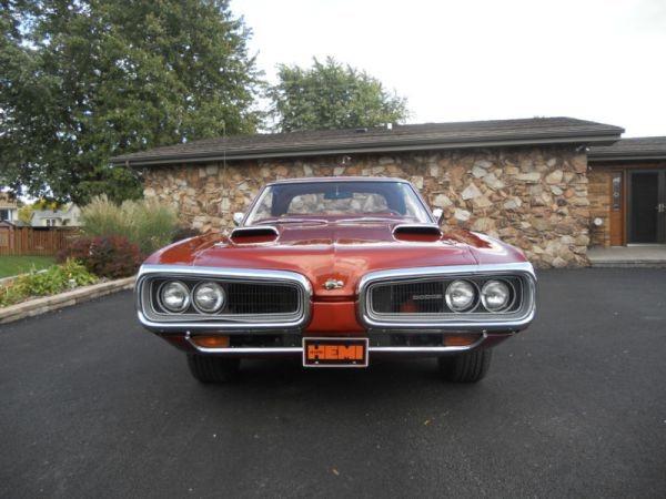 1970 Dodge Super Bee HEMI 426 Stock # 3234357971 for sale