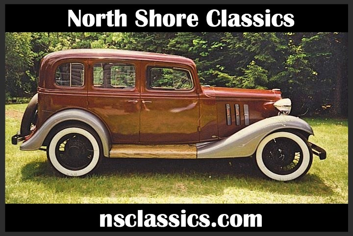 Used 1933 Chevrolet Eagle - BLAST FROM THE PAST - RESTORED CRUISER | Mundelein, IL