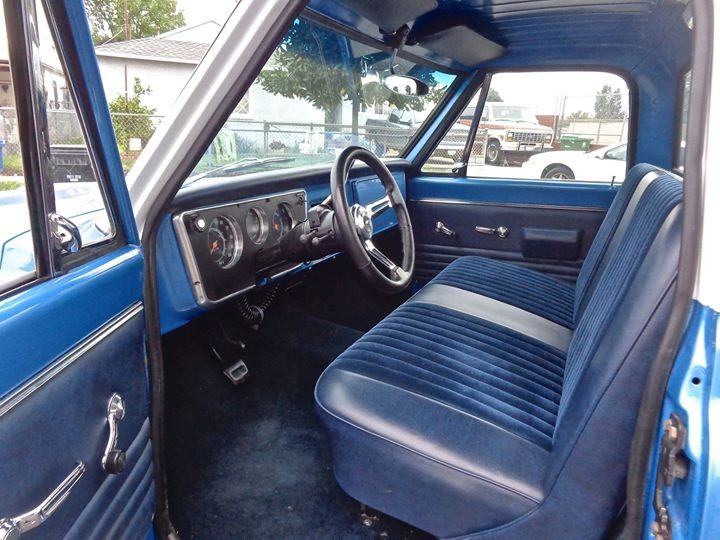 Used 1970 Chevrolet C10 - SHORTBED STEPSIDE CALIFORNIA PICK-UP - SEE VIDEO | Mundelein, IL