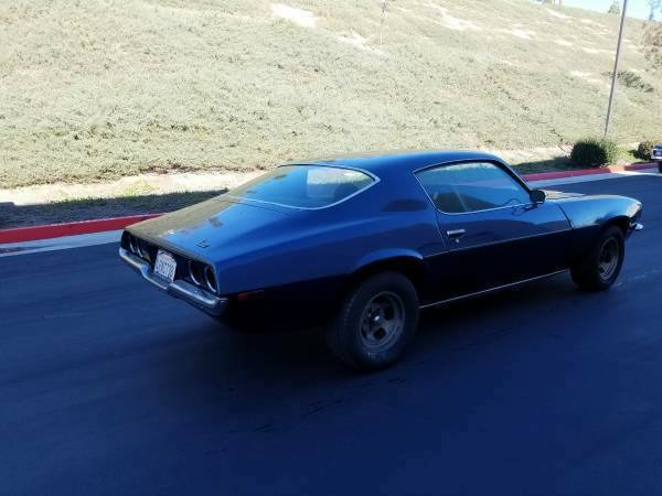 Used 1970 Chevrolet Camaro - ORIGINAL CALIFORNIA CAR-RUNNING AND DRIVING PROJECT 2ND GENERATION | Mundelein, IL