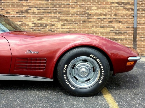 Used 1970 Chevrolet Corvette 34,000 Original Miles   Mundelein, IL