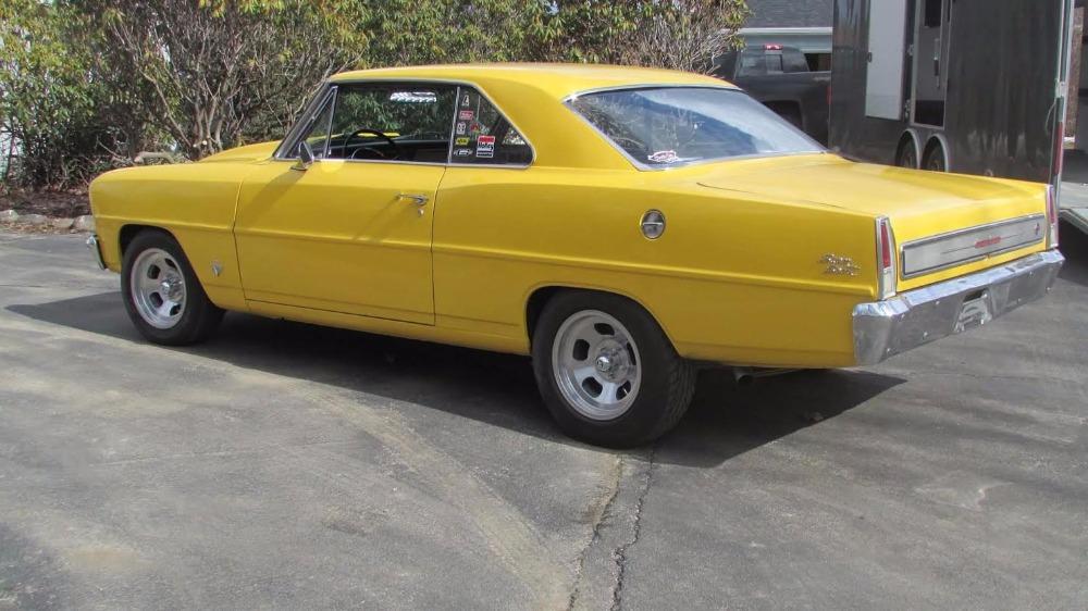 Used 1966 Chevrolet Nova - SUPER SPORT- 355 SBC WITH TURBO TRANS-   Mundelein, IL
