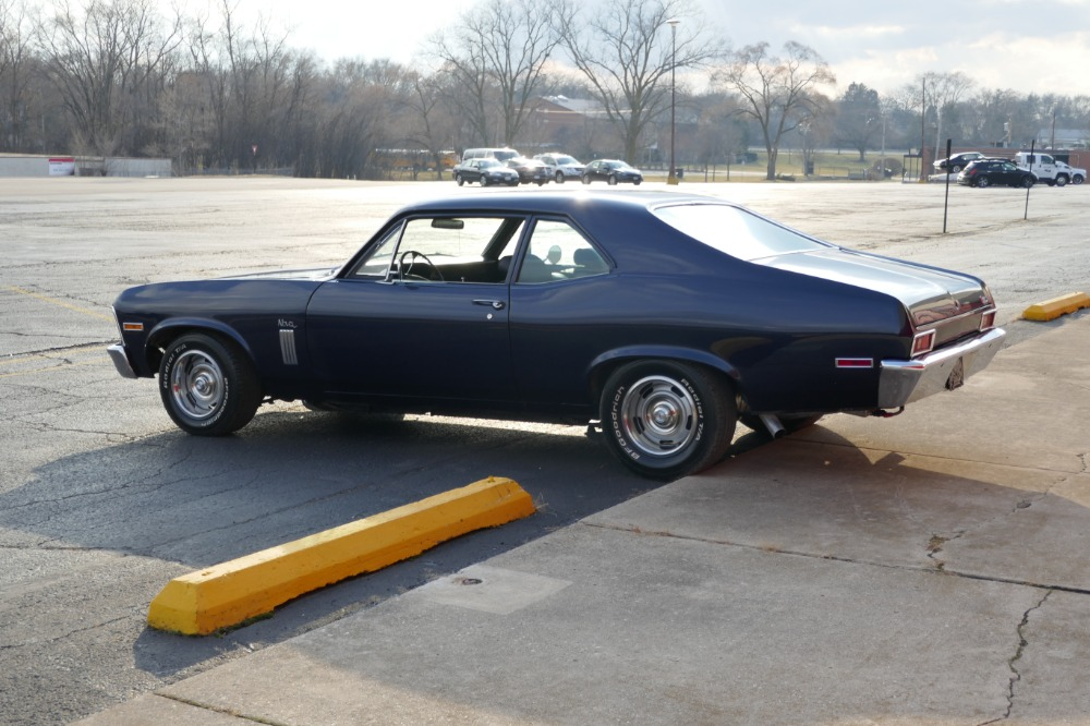 Used 1972 Chevrolet Nova - NEW MIDNIGHT BLUE - 454 V8 MUSCLE- SEE VIDEO   Mundelein, IL