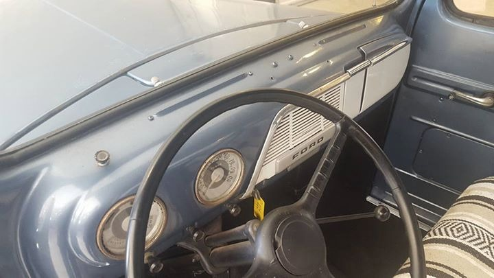 Used 1951 Ford Pickup - SHORT WHEEL BASE STEPSIDE - FLATHEAD V8- | Mundelein, IL