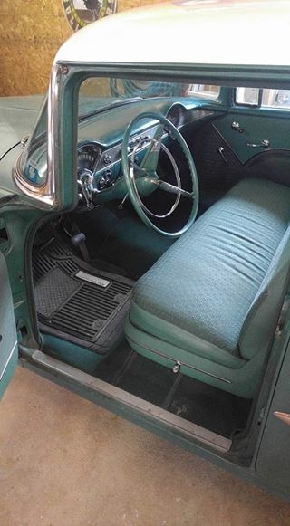 Used 1955 Chevrolet Bel Air -DECENT OLD AMERICAN CLASSIC- GREAT DEAL! | Mundelein, IL