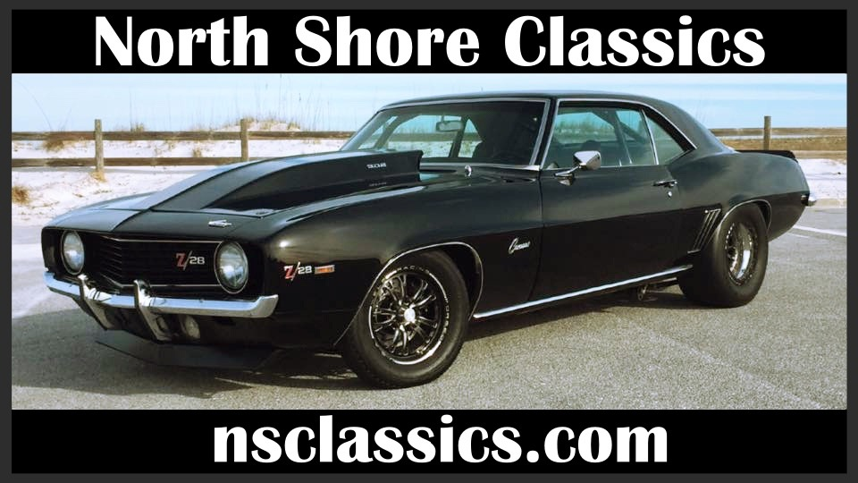 Used 1969 Chevrolet Camaro - TWIN TURBO SBC- BLACK ON BLACK- | Mundelein, IL