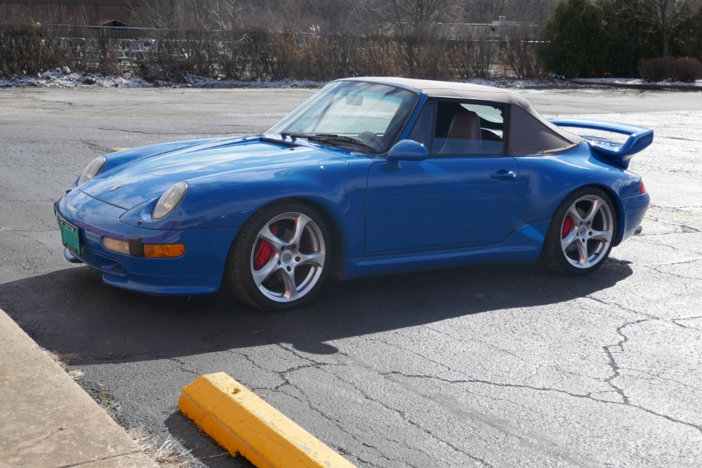 Used 1997 Porsche 911 -AIR COOLED-CONVERTIBLE ROADSTER-RARE COLOR COMBO-SEE VIDEO | Mundelein, IL