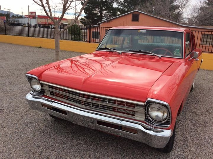 Used 1966 Chevrolet Nova -RUNNING & DRIVING PROJECT CAR - | Mundelein, IL