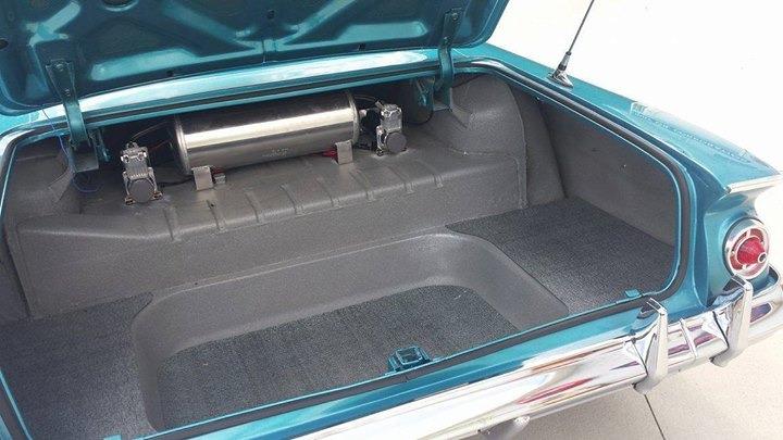 Used 1961 Chevrolet Bel Air - CUSTOM  - FRAME OFF RESTORATION- AIR RIDE- | Mundelein, IL
