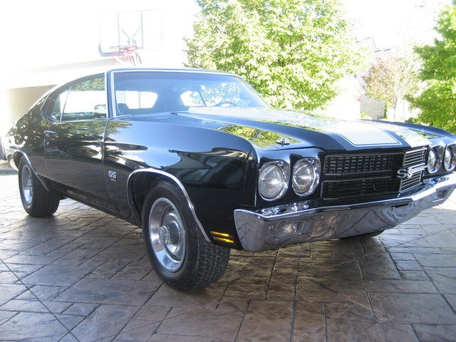 Used 1970 Chevrolet Chevelle SS 502 Fuel Injected | Mundelein, IL