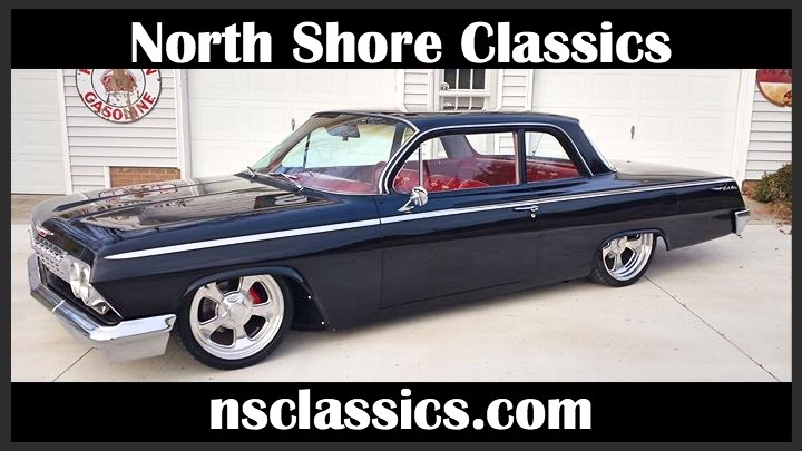 Used 1962 Chevrolet Bel Air - NICE RESTO WITH NEW AIR RIDE- | Mundelein, IL