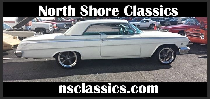 Used 1962 Chevrolet Impala - FRESH 355 V8 WITH A 4-SPEED MANUAL TRANS- | Mundelein, IL
