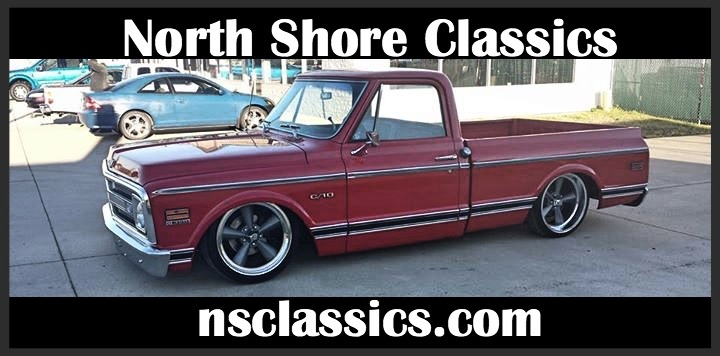 Used 1969 Chevrolet C10 - FRESH BUILD PICKUP- 4 CORNER AIR RIDE | Mundelein, IL