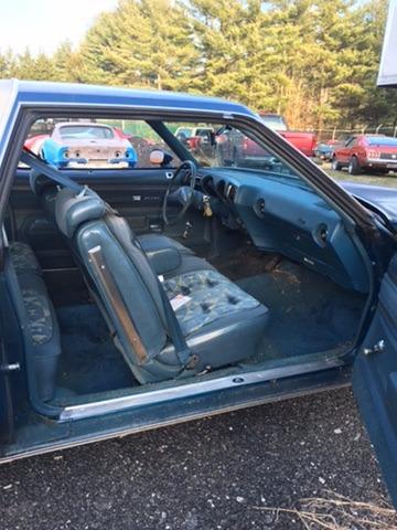 1976 Oldsmobile Cutlass Supreme Brougham Original And