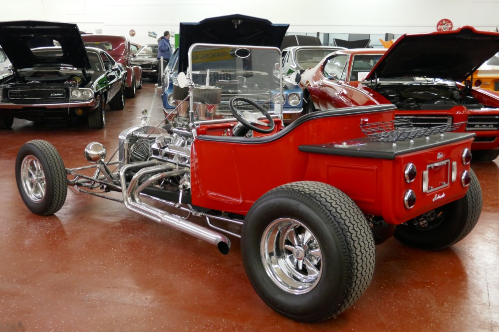 1923 Ford T-Bucket - HOT ROD READY FOR A SHOW- Stock # 2320CVJS for ...