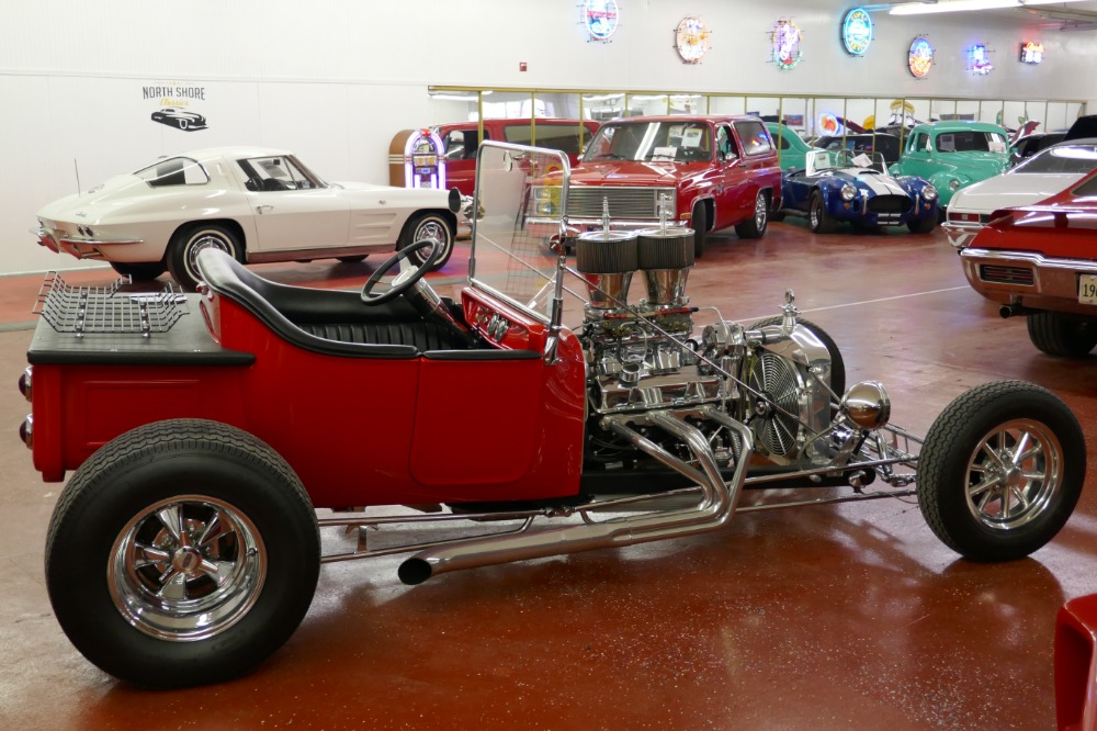Used 1923 Ford T-Bucket - HOT ROD READY FOR A SHOW- | Mundelein, IL