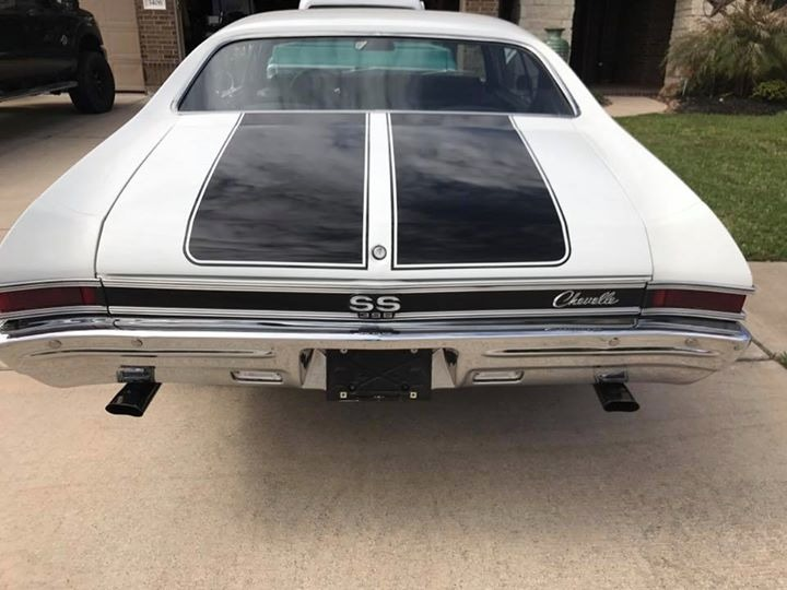 Used 1968 Chevrolet Chevelle -  SUPER SPORT TRIBUTE- SEE VIDEO | Mundelein, IL