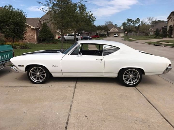 Used 1968 Chevrolet Chevelle -  SUPER SPORT TRIBUTE- SEE VIDEO | Mundelein, IL