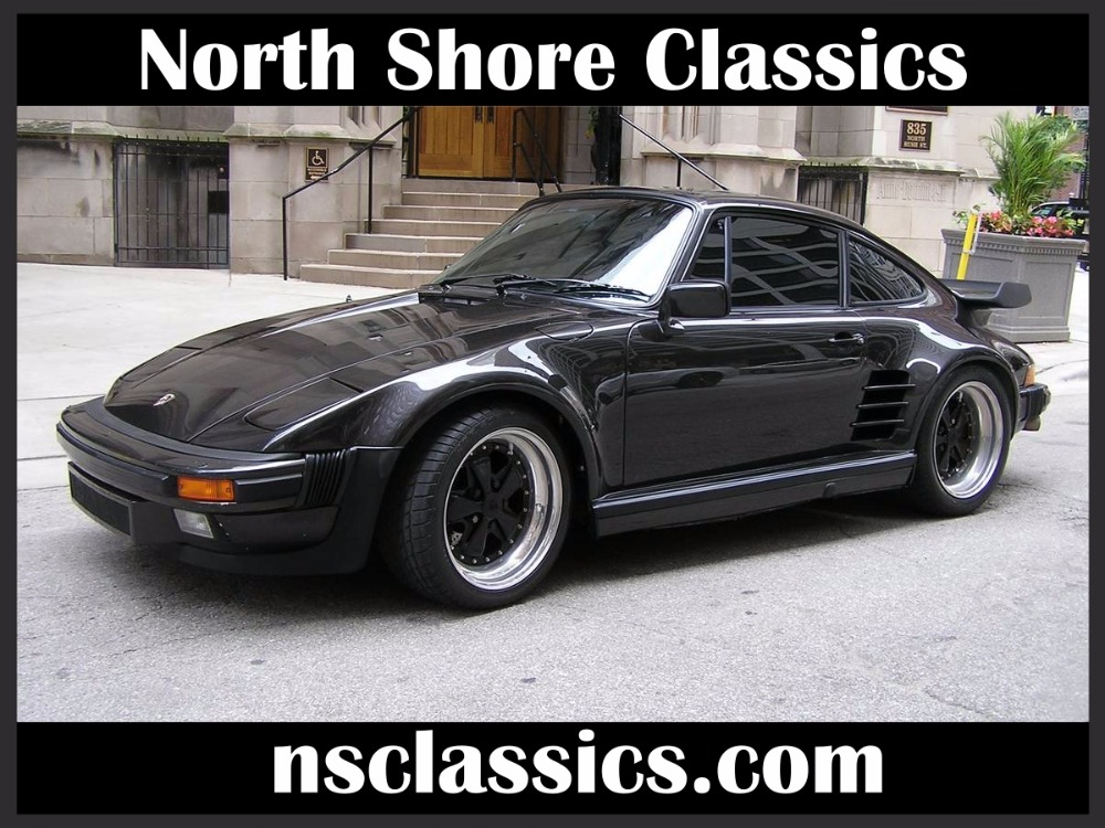 Used 1979 Porsche 930 -TURBO SLANT NOSE-450 HP- COUPE- MODIFIED IN CALIFORNIA-NEW LOW PRICE | Mundelein, IL