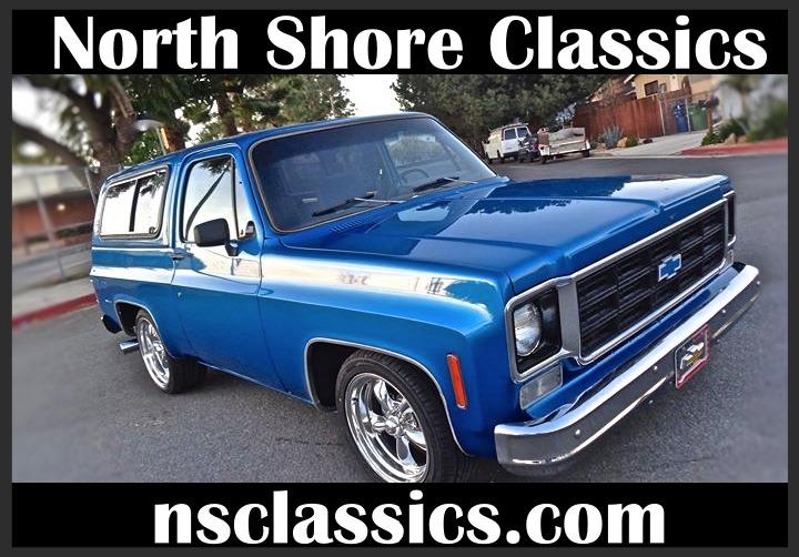 Used 1979 Chevrolet Blazer - K5- 2WD - SOLID CALIFORNIA  TRUCK- | Mundelein, IL