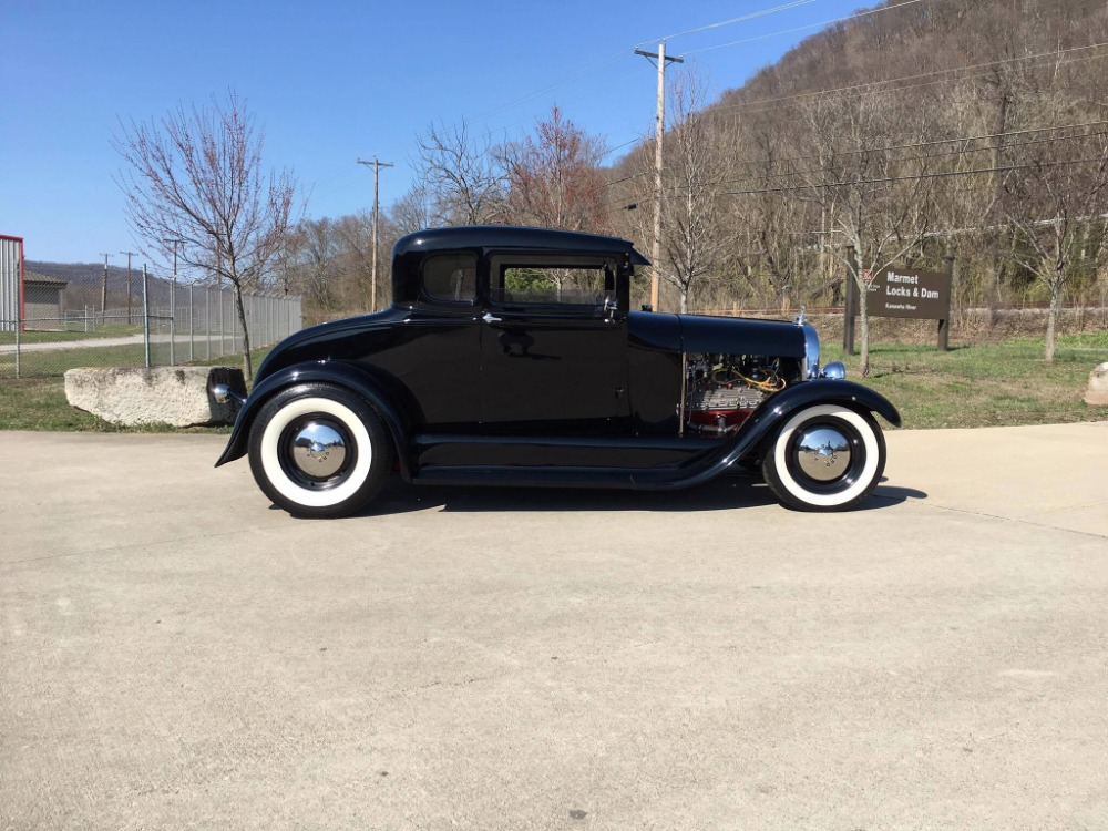 1929 Ford Model A - ALL STEEL SHOW WINNING- STROKED V8 FLATHEAD HOT ...