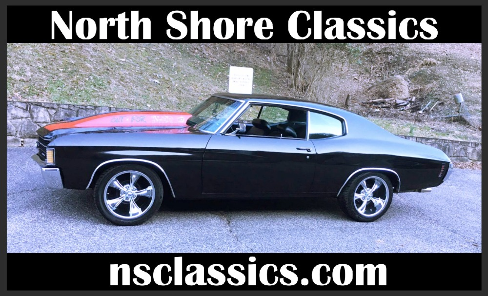 Used 1972 Chevrolet Chevelle - SHARP AND SOLID CLASSIC- BUILT 406 ENGINE- SEE VIDEO | Mundelein, IL