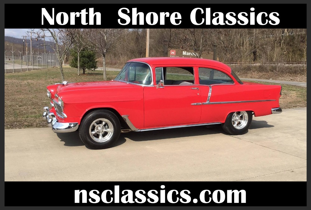 Used 1955 Chevrolet Bel Air - FRESH 355 V8 - SEE VIDEO | Mundelein, IL