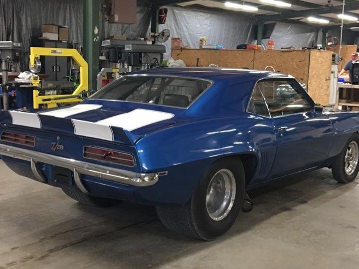 Used 1969 Chevrolet Camaro - BLOWN SUPER SPORT X11- 355 CI V8 - | Mundelein, IL