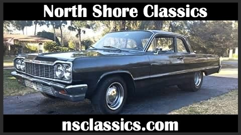 Used 1964 Chevrolet Bel Air - 468 BIG BLOCK CHEVY - FLORIDA CLASSIC - | Mundelein, IL