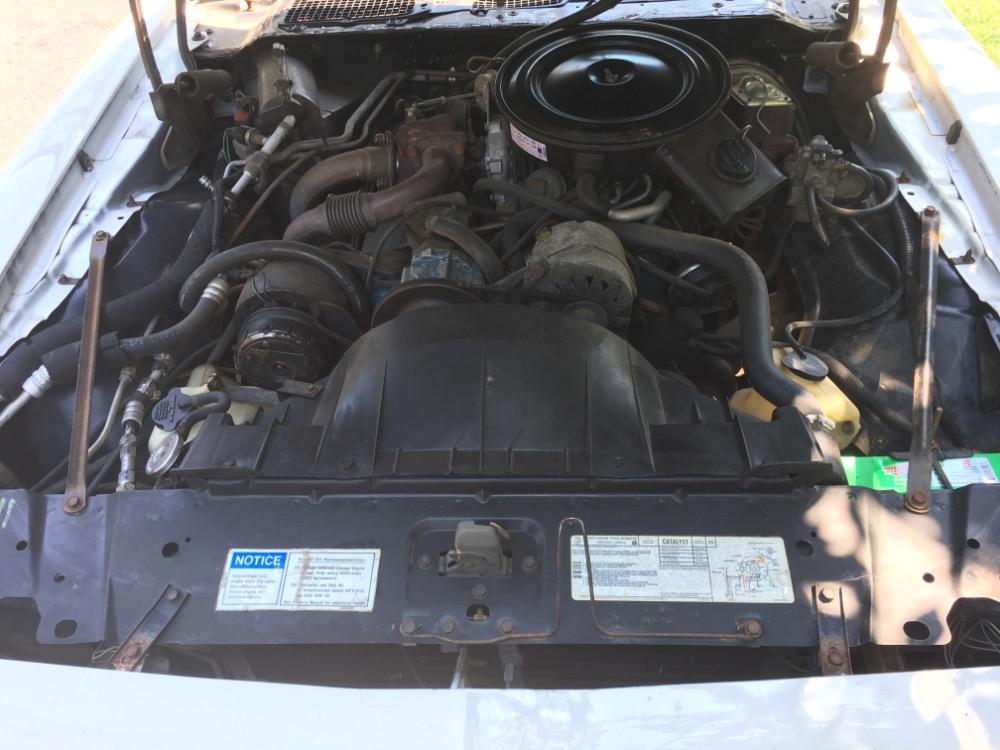 1980 Pontiac Trans Am Turbo Pace Car All Original Stock