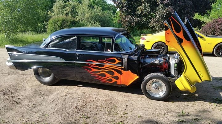 Used 1957 Chevrolet Bel Air - 468 BIG BLOCK CHEVY - DRIVER WANTED- | Mundelein, IL