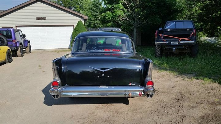 Used 1957 Chevrolet Bel Air - 468 BIG BLOCK CHEVY - DRIVER WANTED-   Mundelein, IL