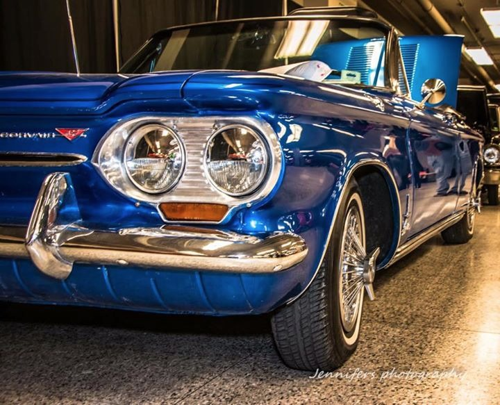 Used 1963 Chevrolet Corvair - SPYDER TURBO CONVERTIBLE -NICE COLOR   Mundelein, IL