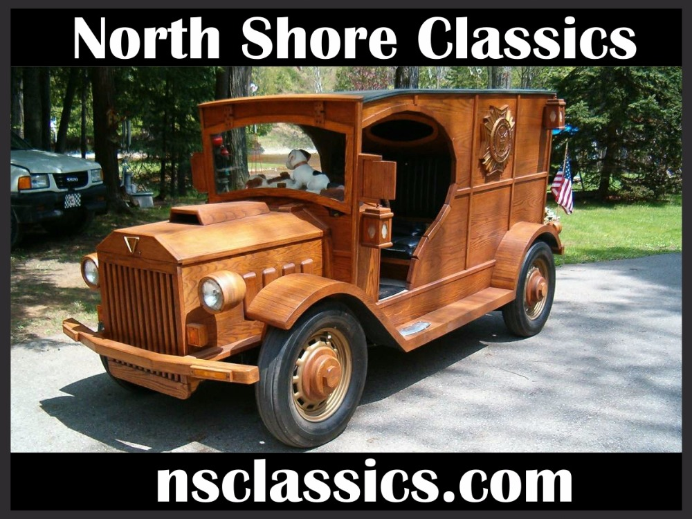 Used 1936 Ford Hot Rod / Street Rod -ONE OF A KIND- HAND BUILT OAK WOOD BODY - FLATHEAD V8 - | Mundelein, IL