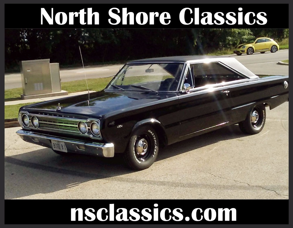 1967 Plymouth GTX - 440 V8 AUTOMATIC MOPAR- Stock # 6720ILSR for ...