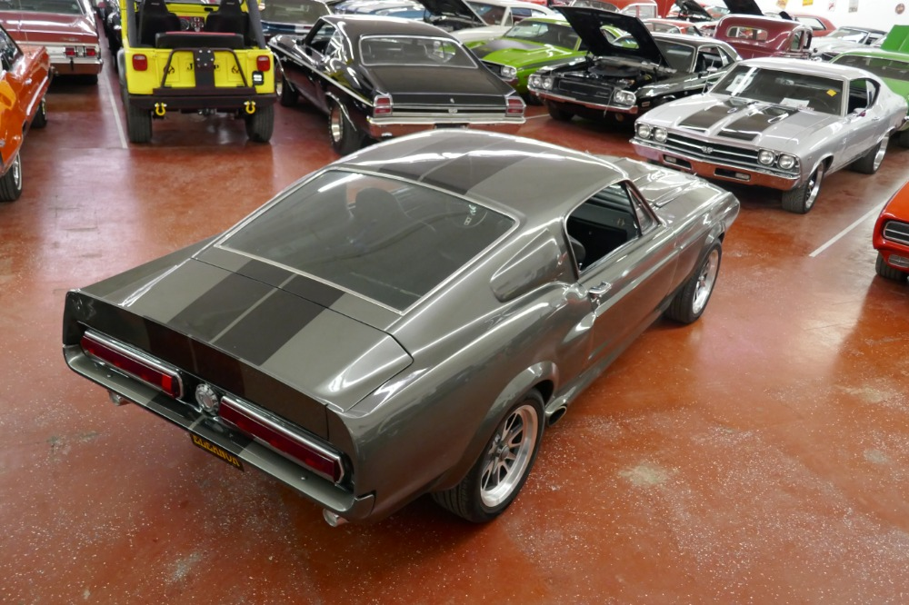 Used 1968 Ford Mustang - FASTBACK SHELBY ELEANOR GT500E-SLICK-NICE PAINT-SEE VIDEO | Mundelein, IL