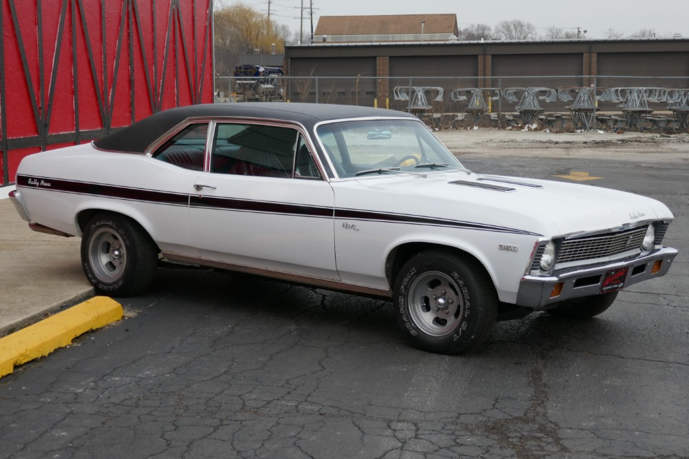 Used 1972 Chevrolet Nova - FACTORY RALLY SPORT-DRIVER QUALITY CONDITION- 350/AUTO-SEE VIDEO | Mundelein, IL