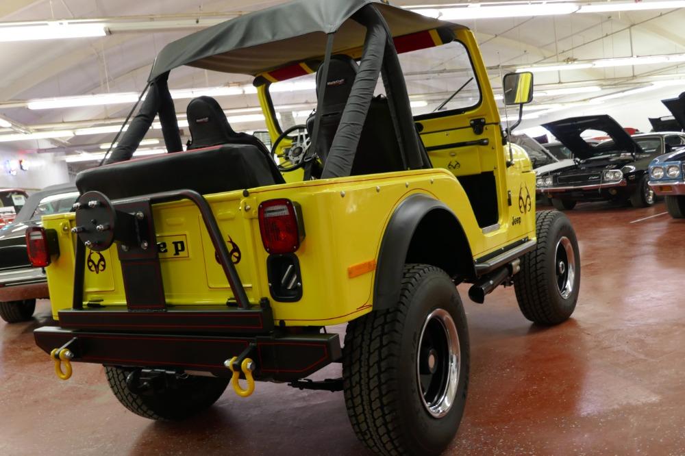 1978 Jeep Renegade -4X4 FRESH FRAME OFF RESTORED CJ4-LIKE ...