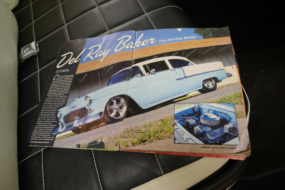 Used 1955 Chevrolet Bel Air -PRICED TO SELL-MAGAZINE PRO TOURING-BBC454-SEE VIDEO | Mundelein, IL
