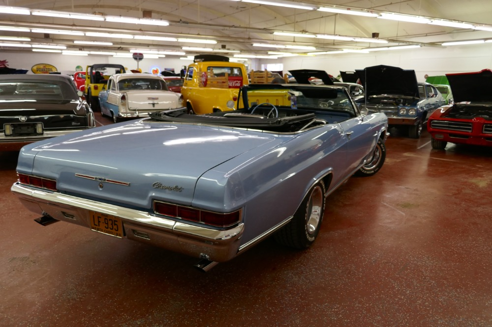 Used 1966 Chevrolet Impala -NICE QUALITY CONVERTIBLE-VERY RELIABLE-BUILT ENGINE-SEE VIDEO | Mundelein, IL