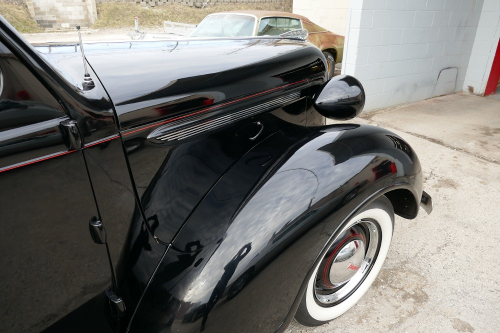 Used 1938 Plymouth Business Coupe -ORIGINAL SUPERB CONDITION-A RARE FIND-RUNS/DRIVES GREAT-A MUST SEE | Mundelein, IL