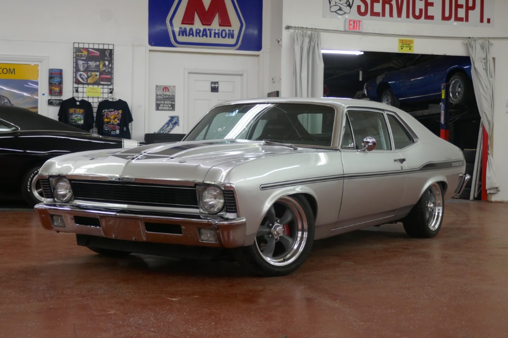 1972 Chevrolet Nova -YENKO TRIBUTE-FRESH 355-CALIFORNIA MUSCLE CAR ...