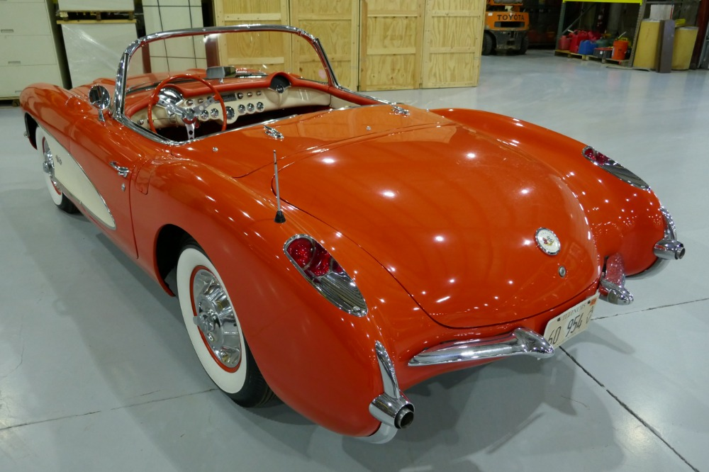 Used 1957 Chevrolet Corvette -TRUE ICONIC CLASSIC CONV. 283 V8-4 SPEED MANUAL-SEE VIDEO | Mundelein, IL