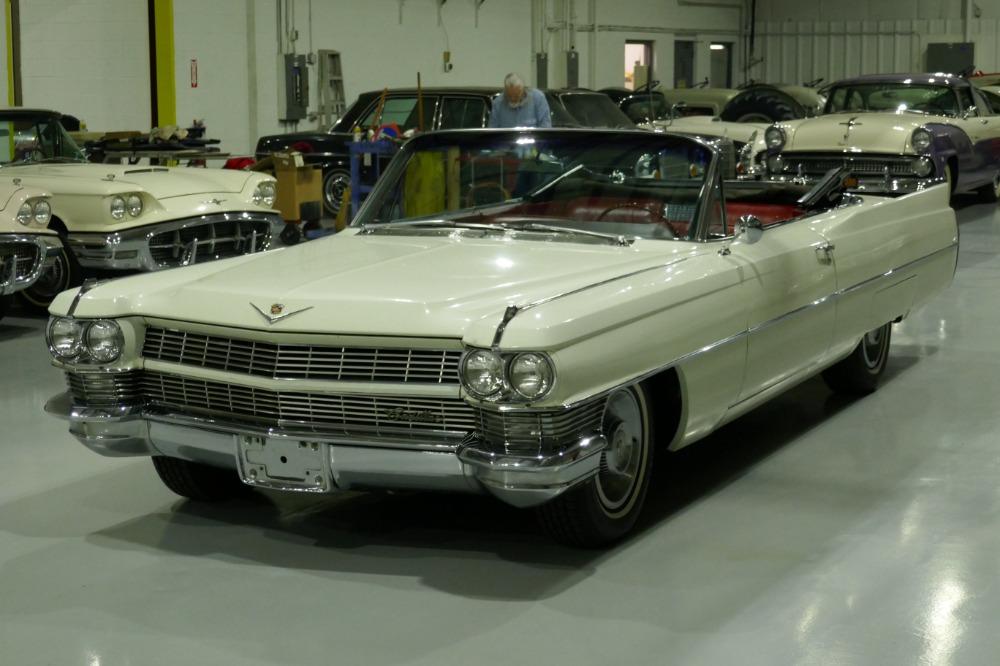 1964 Cadillac Coupe DeVille 429 V8-PRICE DROP- CONVERTIBLE CRUISER