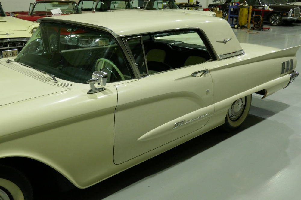 1960 Ford Thunderbird -CALIFORNIA CLASSIC-SAME OWNER OVER 40YEARS ...