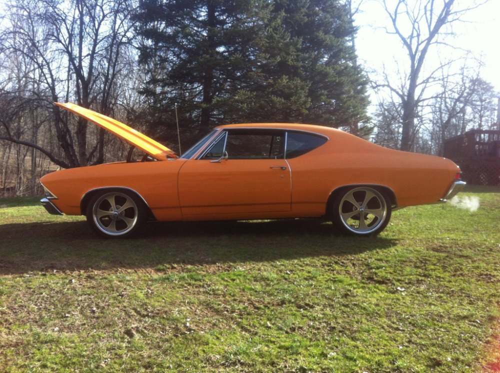 Used 1968 Chevrolet Chevelle -SWEET COLOR-ORIGINAL SOLID PANELS-GREAT DRIVER-PRO TOUR LOOK-SEE VIDEO | Mundelein, IL