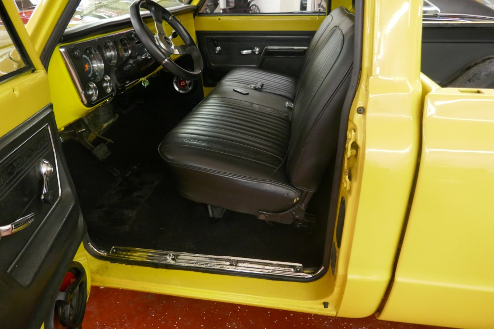 Used 1972 Chevrolet C10 -SOLID-CALIFORNIA- SHORT BED PICK-UP-454-READY TO LIGHT EM UP-SEE VIDEO | Mundelein, IL
